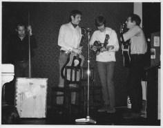 Dave Hart, Warwick Brock, Darryl Watt, Gordon Collier (from band of hope jug band)