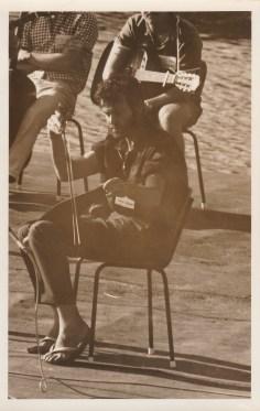 George Stewart - Taken at the 1969 Banjo Pickers Convention in Ngaruawahia
