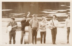 Mike Seeger and HCBB - Taken at the 1969 Banjo Pickers Convention in Ngaruawahia