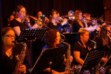All Girl Big Band